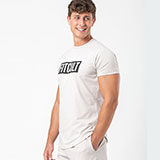 Fitcult T-shirt Basic Line Marmo - uomo - L